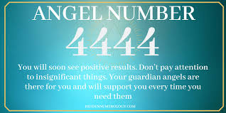 4444 Meaning - Seeing 4444 Angel Number